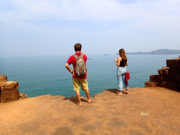 Nice views from Cabo da Rama fort
