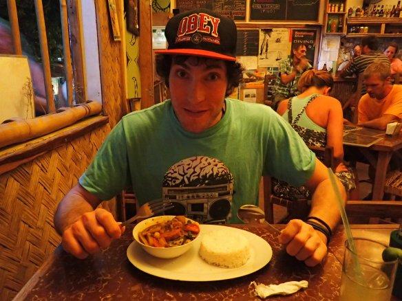 Dinner at Brujitas