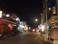 Coron Town at night