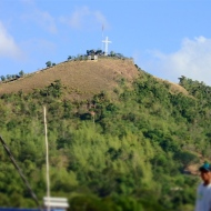 The hollywood sign ;) Coron!