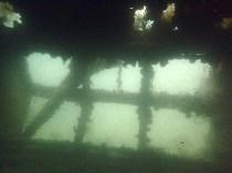 """Inside """"Morazan Maru"""""""