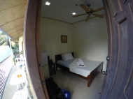 Our room and porch at Blue Lagoon :)