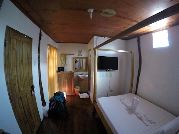 Our lovely room at Anda de Boracay Beach resort!