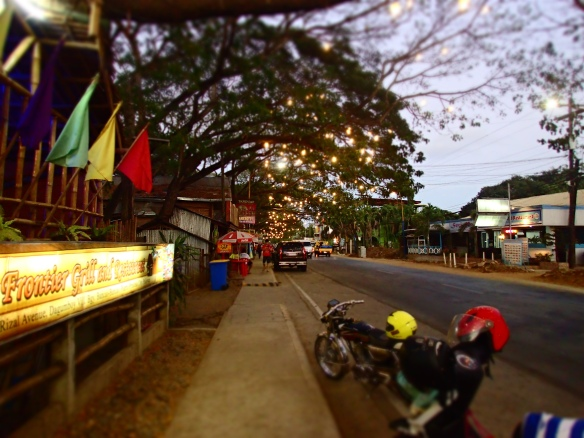 Puerto Princesa is a nice and cozy big town, surprisingly calm. :)